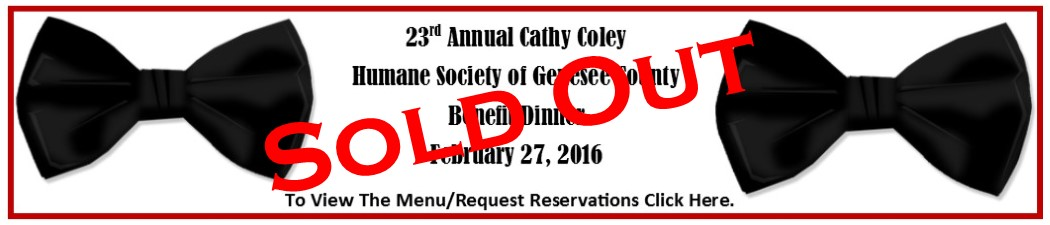 2016 HSGC Banner Sold Out